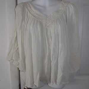 DENIM & SUPPLY Ralph Lauren Boho Shirt sz M